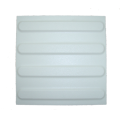 Guiding ceramic pavings - white